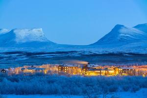 Accommodation in Abisko / Nuolja