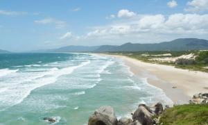 Moçamba Dunas Beach, Penzióny  Florianópolis - big - 1