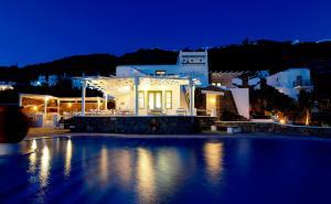Olia Hotel, Hotel  Tourlos - big - 48