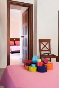 Stratos Hotel, Hotely  Afitos - big - 40