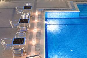 Stratos Hotel, Hotely  Afitos - big - 54