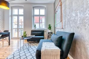 Bonbon Apartament z balkonem w Centrum Poznania