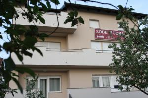 Accommodation in Grižane