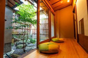 Kumo Machiya Villa Gion, Дома для отпуска  Киото - big - 123
