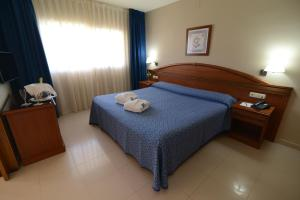 Bahía Tropical, Hotels  Almuí±écar - big - 12