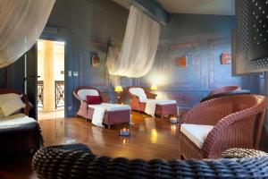 Boutique Hotel - Hostellerie Berard et Spa, Szállodák  La Cadière-d'Azur - big - 49