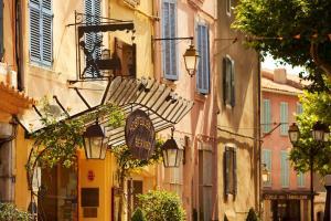 Boutique Hotel - Hostellerie Berard et Spa, Szállodák  La Cadière-d'Azur - big - 48