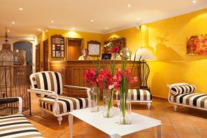 Boutique Hotel - Hostellerie Berard et Spa, Szállodák  La Cadière-d'Azur - big - 41