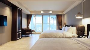 Salzburg Resort, Alloggi in famiglia  Dongshan - big - 54