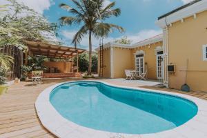 Monumental Landmark with Pool, Dovolenkové domy - Santa Cruz