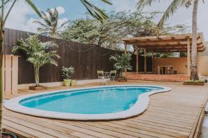 Monumental Landmark with Pool, Dovolenkové domy  Santa Cruz - big - 13