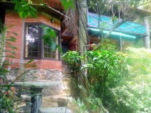 Charmosa Casa Rústica p/ Amantes da Natureza, entre a floresta e o mar., Prázdninové domy  Florianópolis - big - 21