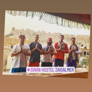 Swan Hostel Jaisalmer - Adults Only, Hostely  Jaisalmer - big - 37