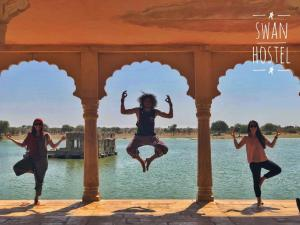 Swan Hostel Jaisalmer - Adults Only, Hostely  Jaisalmer - big - 41