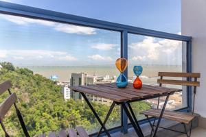 obrázek - Zhuhai Xiangzhou District·Jiuzhou Port Locals Apartment 00162180