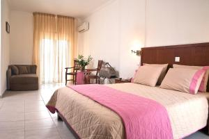 Stratos Hotel, Hotely  Afitos - big - 58