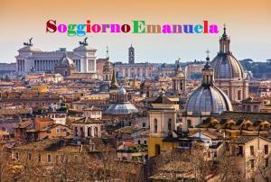 Soggiorno Emanuela auberge à Rome avec chambres familiales ...