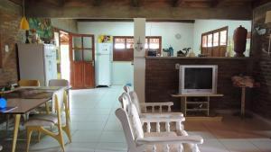 Casa em Praia Deserta, Dovolenkové domy  Costa Dourada - big - 17