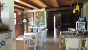 Casa em Praia Deserta, Dovolenkové domy  Costa Dourada - big - 18