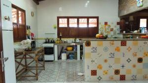 Casa em Praia Deserta, Dovolenkové domy  Costa Dourada - big - 19