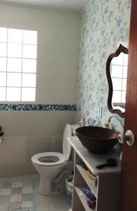 Casa em Praia Deserta, Dovolenkové domy  Costa Dourada - big - 20