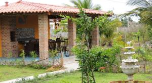 Casa em Praia Deserta, Dovolenkové domy  Costa Dourada - big - 22