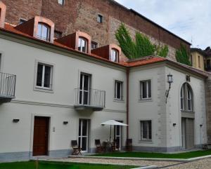 Giardino segreto in centro a Torino - AbcAlberghi.com