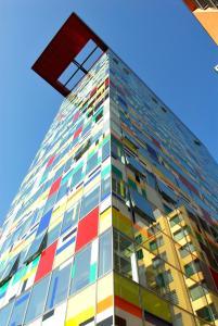 Innside by Meliá Düsseldorf Hafen, Hotely  Düsseldorf - big - 26