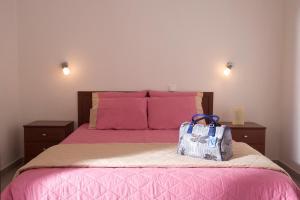 Stratos Hotel, Hotely  Afitos - big - 12