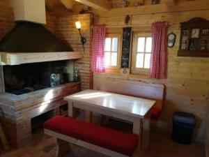 Guest House Alpha Ski Camp, Inns  Jahorina - big - 42
