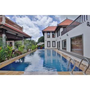 Angkor Diamond Pool Villa