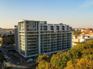 Apartmán Poznań Apartments Towarowa Poznaň Polsko