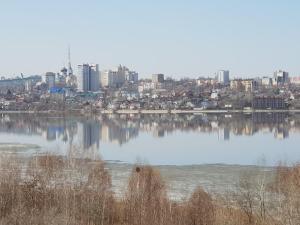 Уютная квартира с видом на водохранилище - Borovoye