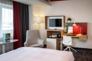 Park Inn by Radisson Bucharest Hotel & Residence, Aparthotels  Bukarest - big - 73