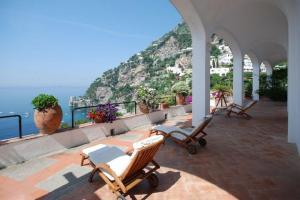 Positano Villa Sleeps 6 - AbcAlberghi.com