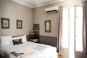 Hotel Villa Rivoli, Hotely  Nice - big - 79