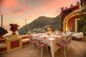 Positano Villa Sleeps 9 Pool Air Con WiFi - AbcAlberghi.com