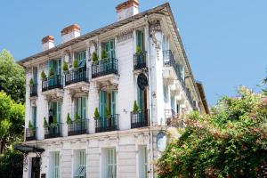 Hotel Villa Rivoli, Hotels - Nice