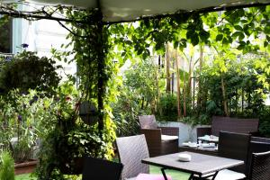 Hotel Villa Rivoli, Hotels  Nice - big - 49