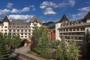 Vail Marriott Mountain Resort - Accommodation - Vail