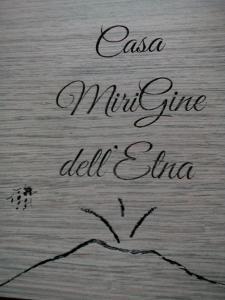 Casa MiriGine dell'Etna - AbcAlberghi.com