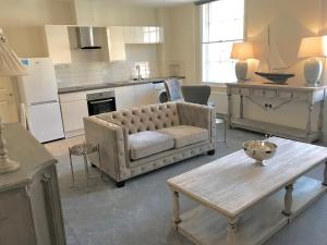 obrázek - Ranmoor Serviced Apartments at Glossop Road - The Montgomery Suite