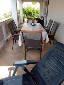 Kampor Apartment 7, Ferienwohnungen  Supetarska Draga - big - 21