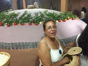 Tonantzincalli SPA Prehispanico, Ubytování v soukromí  Chiconcuac - big - 13