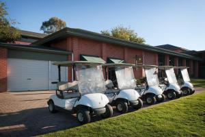 Country Club Tasmania, Resort  Launceston - big - 37