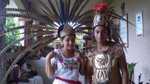 Tonantzincalli SPA Prehispanico, Ubytování v soukromí  Chiconcuac - big - 8