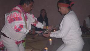 Tonantzincalli SPA Prehispanico, Ubytování v soukromí  Chiconcuac - big - 26