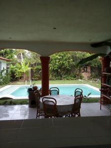 Tonantzincalli SPA Prehispanico, Ubytování v soukromí  Chiconcuac - big - 14