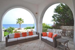 Castro Marina Villa Sleeps 14 Pool - Castro di Lecce