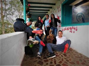 Bacoa Hostel, Hostelek  Guatapé - big - 19